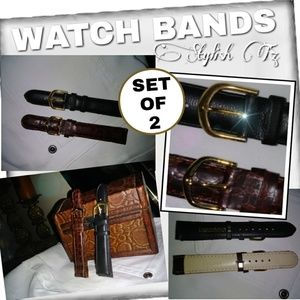 Watch Bands Brand New⌚⌚